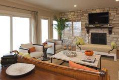 South Shore Residence - contemporary - living room - new york - AMI Designs