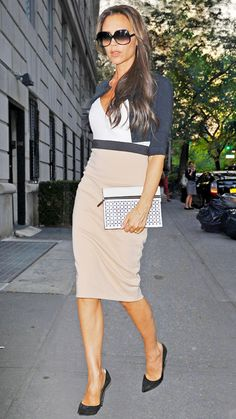 Victoria Beckham's Most Stylish Looks Ever - September 10, 2013 from #InStyle