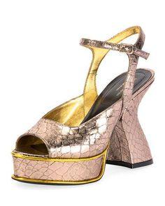 b9a90bf1b5d Formal Wear for Women at Neiman Marcus. Designer SandalsSnake ...