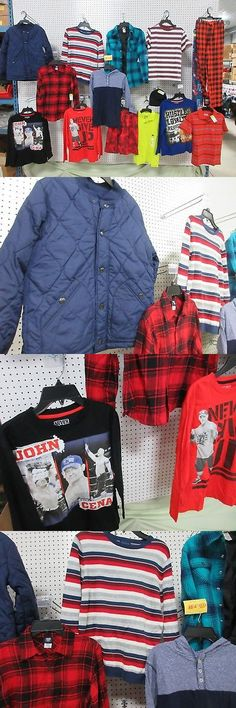 Mixed Items and Lots 15620: 15 Youth 10-12 Boys Size Lg John Cena Clothing Plaid Pants Joe Boxer Outfit Lots -> BUY IT NOW ONLY: $62 on eBay!