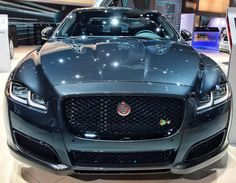 The latest from @jaguar arriving shortly at the #LAAutoShow December 1-10