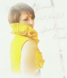 ........ #yellow #ruffles