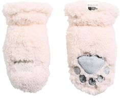 Mitten Gloves, Mittens, Baby Bear Outfit, Arctic Polar Bears, Bear Paws, Hand Warmers, Fleece Fabric, The North Face, Infant
