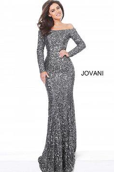 Sequin Evening Dresses, Jovani Dresses, Evening Gowns, Long Sequin Dress, Sequin Gown, Best Prom Dresses, Prom Outfits, Mob Dresses, Wedding Dresses