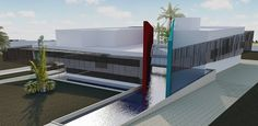 Proposta Edifício Sede IAB/DF + CAU/BR, Brasilia, 2016 - Julianderson BrandHaus