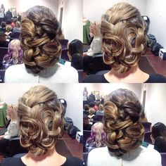 Thank you Salon Only Salon in River Falls WI for having me packing out the house today and sold out hands-on class!  Waves and curls all day...with no curling irons used!  Learn how this is accomplished in MINUTES with #KellGrace updo techniques and @neumabeauty products.