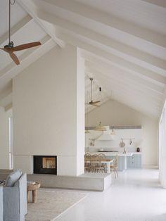 Sorrento Beach, Loft, The Design Files, Outdoor Living Areas, California Style, House Tours, Interior Architecture, Australian Architecture, Residential Architecture