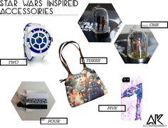 Star Wars Inspired Accessories