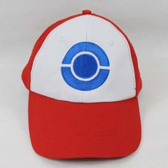 f3a0d5f5359 Cool Adjustable Pokemon Trainer Cap Be Like Ash. Catch and Train Your  Favorite Pokemon Sporting This Pokemon Trainer Baseball Cap Character    Style  Pokemon