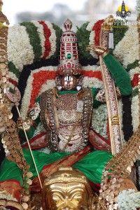 Tirumala Tirupati Brahmotsavam Hanumantha Vahanam