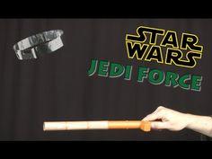 Star Wars Science Jedi Force Levitator from Uncle Milton Star Wars Jedi, Science, Stars, Science Comics