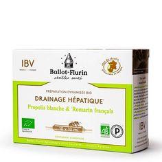 Drainage Hépatique Bio Ballot-Flurin
