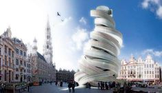 The European Spiral | MADEOFFICE  http://www.arch2o.com/the-european-spiral-madeoffice/