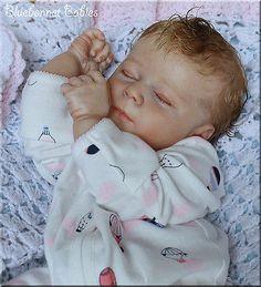 NEW-Release-Kimberly-Bluebonnet-Babies-REBORN-NEWBORN-Baby-Girl-RealBorn-Doll