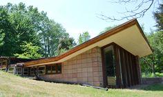 Samuel Eppstein House (1948), Galesburg, MI