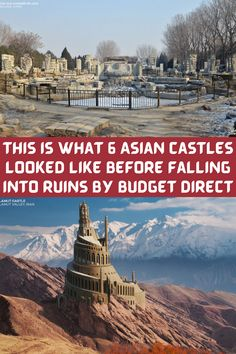 #Asian #Castles #Ruins #Budget #Direct