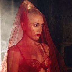 "Gwen Stefani in ""Misery."" Styled by #RandM."