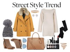 """""""street style trend"""" by sylvieraith on Polyvore featuring See by Chloé, Dolce Vita, Tory Burch, Witchery, Bobbi Brown Cosmetics, NARS Cosmetics, Chanel, River Island and Illesteva"""