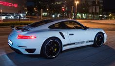 Actiemodel: Porsche 911 Turbo S GB Edition