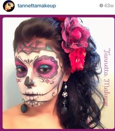 Day of the dead ideas from Instagram
