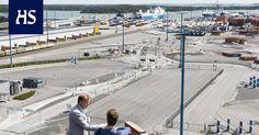 """Vuosaaren satamassa näkee yhdellä silmäyksellä, miten koko maailma pyörii ja mihin Suomen talous on menossa – """"Luvut kasvavat, ja pirun hyvältä näyttää"""" - Ulkomaat - Helsingin Sanomat #työelämä"""