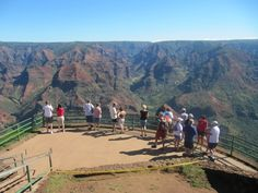 Hawaii :: Canyon, Kauai