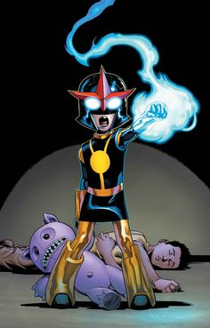 "Images for : Duggan's ""Nova"" Stares Down Beta Ray Bill, Prepares for ""Original Sin"" - Comic Book Resources"
