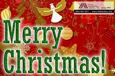 We wish you a Merry Christmas! http://store.aishouston.com/