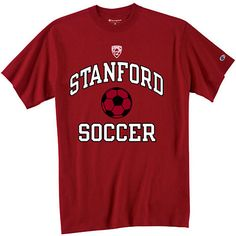 Product: Stanford University Soccer T-Shirt