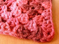 Sarahndipities ~ fortunate handmade finds: Things to Make: Granny Square Pattern