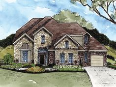 3129 sq. ft. - Grand View E3129 - Seriously considering this one...