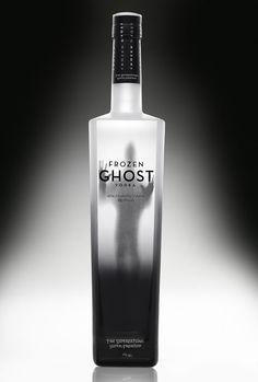 frozen ghost vodka... sounds amazing, although im sure its just like regular vodka ;)