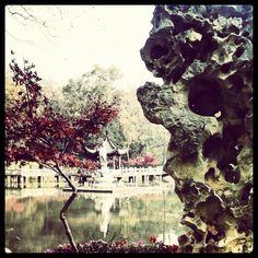 Guang Yin, Mirror Lake, Nanjing