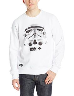 LRG Mens Star Wars Face Of War Sweatshirt @ niftywarehouse.com #NiftyWarehouse #Geek #Products #StarWars #Movies #Film