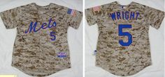 http://www.xjersey.com/mets-5-wright-2014-camo-cool-base-youth-jersey.html METS 5 WRIGHT 2014 CAMO COOL BASE YOUTH JERSEY Only 33.11€ , Free Shipping!