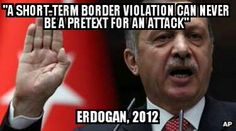 """""""Does the PM agree? A short term border violation can never be acceptable as a pretext for an attack #PMQs #Turkey"""""""