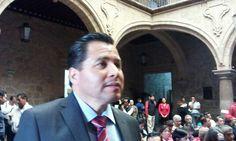 Gil Vázquez manifestó que hasta el momento no se han gastado recursos adicionales por la visita del Papa Francisco, pues se ha aplicado únicamente el presupuesto ordinario (FOTO: MARIO REBO)