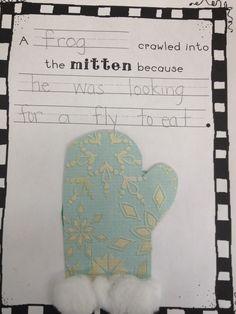 What the Teacher Wants!: The Mitten freebie