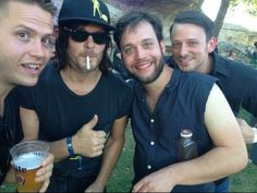 Norman and Fans 10/5/14