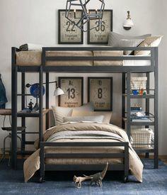 f0e0d05f90107296092607e997b308c2--industrial-style-bedroom-industrial-interiors.jpg (736×858)