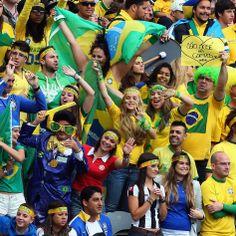 Quais estádios brasileiros terão jogos na Copa 2014