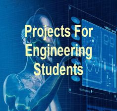 Latest Electronics and Electrical based Projects for Engineering Students   Latest Engineering projects include the projects from different categories such as electronics, electrical engineering, robotics, computer science and solar energy.