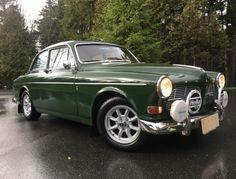 1967 Volvo 123 GT