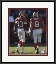8b79f1521 Nation SF Niners San Francisco Steve Young Jerry Rice Quest for Six