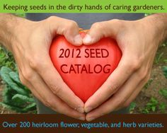 Hudson Valley Seed Library Catalog
