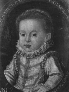 The Royal Collection: Elizabeth, Archduchess of Austria (1577-86)