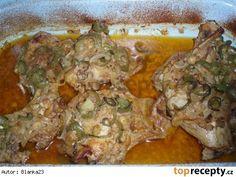 Bezkonkurenční králík Yummy Food, Tasty, Quiche, Ham, Rabbit, Food And Drink, Chicken, Dinner, Cooking