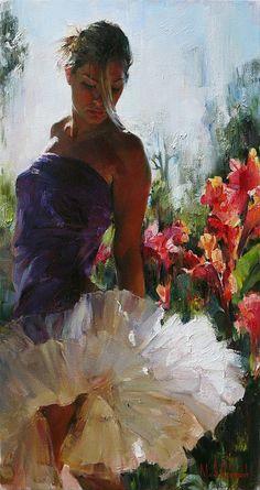 The Dancer, Michael & Innessa Garmash