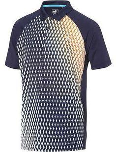 PUMA PWRCOOL Dimension Golf Polo Shirt