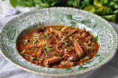 Maltese octopus stew